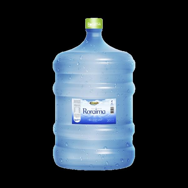 Água Monte Roraima 20 Litros